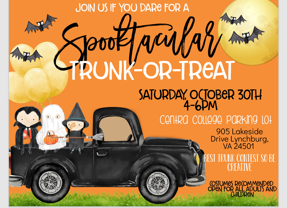 Centra College Trunk or Treat Image